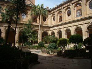 Claustro del Colegio